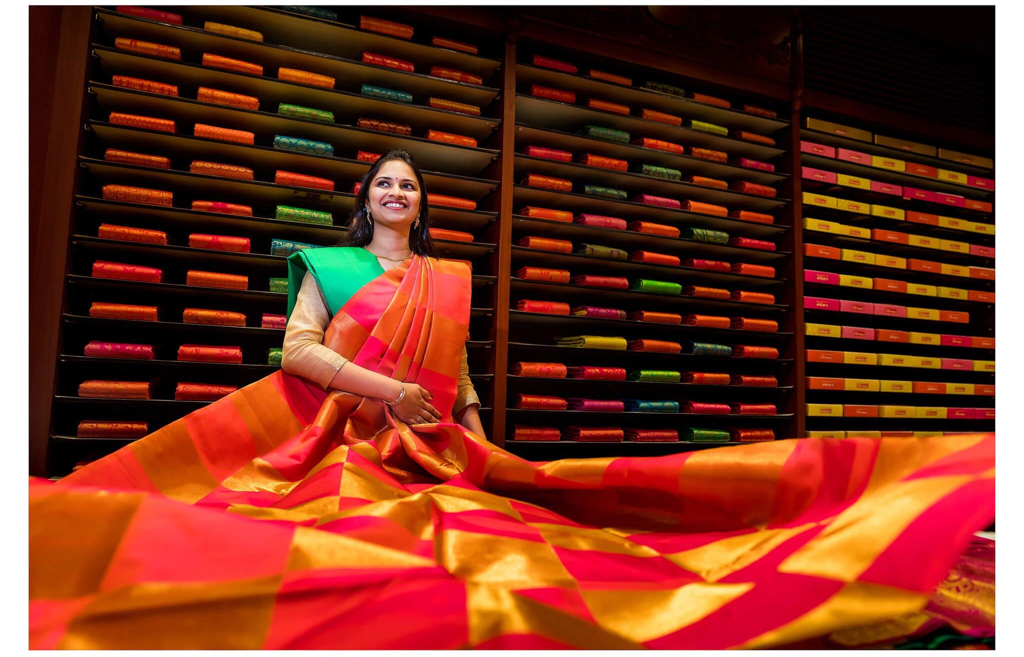 How to identify and buy pure Kanchipuram SIlk Sarees